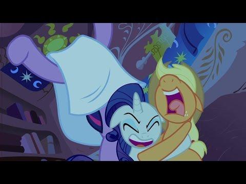 My Little Pony: FiM | Temporada 1 Capítulo 8 (Parte 2/4) | Una Noche Difícil [Español Latino]
