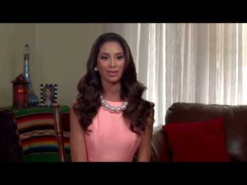 Rhode Island - Anea Garcia [OFFICIAL 2015 MISS USA CONTESTANT INTERVIEW]