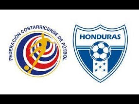 Ver Costa Rica vs Honduras EN VIVO 7/10/2017