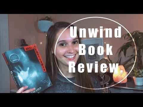 UNWIND Book Review - MY FIRST BUDDY READ YAYYY:)