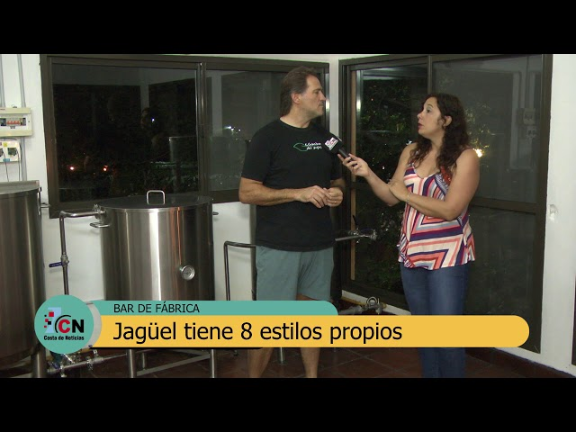 Se presentó la Cerveza artesanal Jagüel