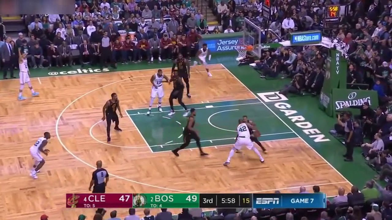 Celtics vs. Cavaliers - Game Summary - May 19, 2018 - ESPN