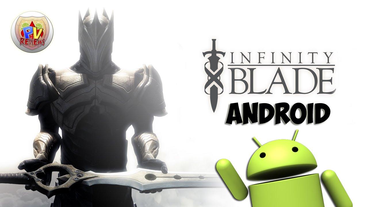 Infinity Blade Saga - БОЛЬШЕ НЕ ЭКСКЛЮЗИВ ДЛЯ IOS (Обзор от PV Reviews)