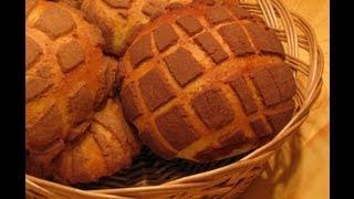 Мексиканские сладкие булочки Conchas