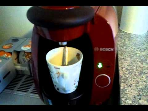 how to clean descale bosch tassimo coffee maker and g. Black Bedroom Furniture Sets. Home Design Ideas