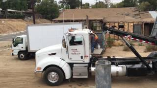 Rcra Waste Container Delivery For Remediation Project