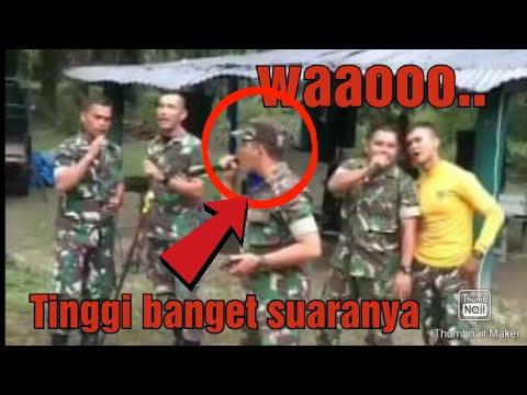 Begini Jadinya Kalau Sudah TNI Yang Nyanyikan Lagu Batak DANG PENGHIANAT AU