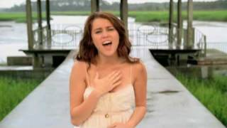 Смотреть клип Miley Cyrus - When I Look At You
