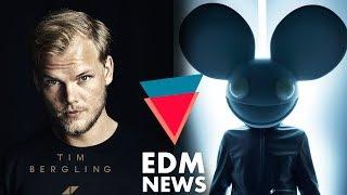 Deadmau5 Announces new Album & New Songs by Avicii leaked | EDM NEWS