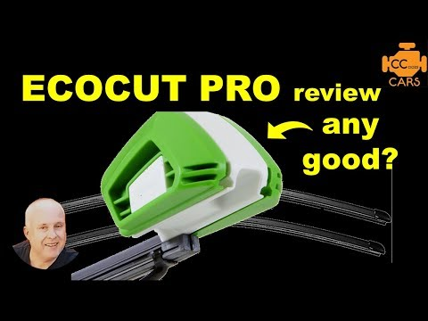 Ecocut Pro Review | Ecocut Wiper Cutter Review