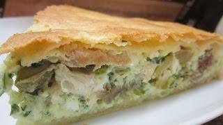 طاجين ملسوقة من المطبخ التونسي زكية - Repas Tajine Malsouka - Tunisian cuisine Zakia