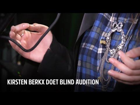 Kirsten Berkx - Seven Nation Army   Live bij Evers Staat Op