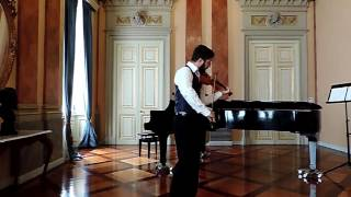 Alfonso Teran: Bach Sonata No 2 Grave & Fuga YouTube Videos