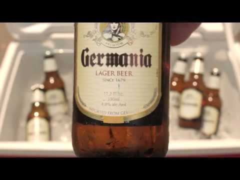 Germania Lager Commercial