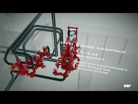 MPowerD Managed Pressure Drilling System - Deepwater