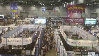 dotrade x Exhibition Mega Show Trade Korea 2017