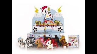 Tokidoki: Unicorno Series 2 Blind Boxes #1