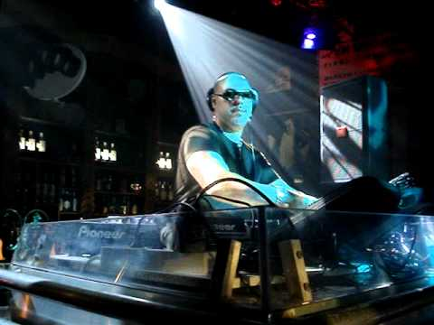 ROGER SANCHEZ. STAFF NIGHT GRANADA
