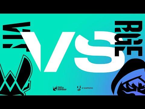 LEC Spring 2020 - Preshow - VIT vs RGE
