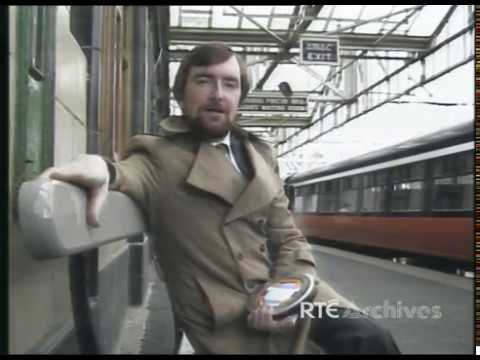 RTÉ Archives: Tommie Gorman on electronic news gathering