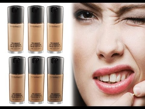 DO MAC FOUNDATIONS CAUSE BREAKOUTS???