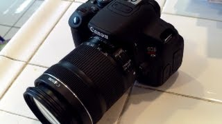 Canon EOS Rebel T5i (700D) Review