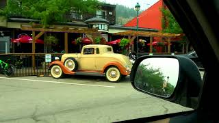 Smokey Drive from Penticton, Peachland and on to Kelowna  - Talking about stuff