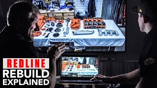 Rebuilding a Chevy 396 big block engine: the dirty details | Redline Rebuild Explained S3E2