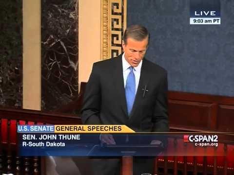 John Thune: Obama
