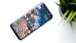 Обзор Samsung Galaxy S8: распаковка, экран, производительность и звук
