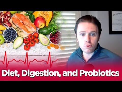Diet, Digestion, and Probiotics | Dr. J Live Q & A