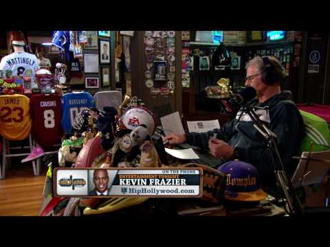 Kevin Frazier on The Dan Patrick Show (Full Interview) 2/27/17