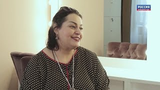 Мариам Мерабова - Интервью для программы «На_Уровне» |  ГТРК Алания, 29.02.2019