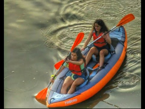 kayak insufl vel itiwit 3 tribord decathlon torres. Black Bedroom Furniture Sets. Home Design Ideas