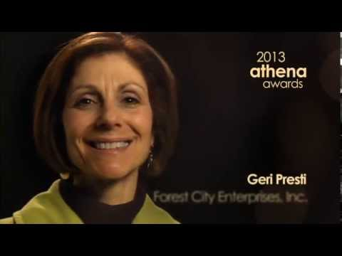 Athena Awards 2013: Geri Presti