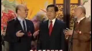 胡锦涛深情演唱(莫斯科郊外的晚上)