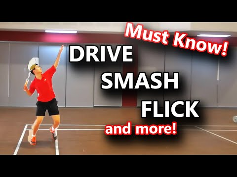 12 Basic Badminton Techniques That You MUST Know - Introduction