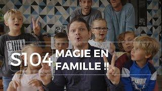 [S1EP4] PROMESSE TENUE ! Offrir un spectacle de magie à une famille #YAM