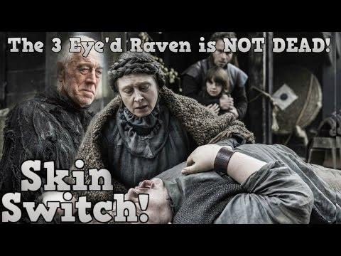 Game of Thrones   Did Blood Raven Take Benjen Stark's Skin?