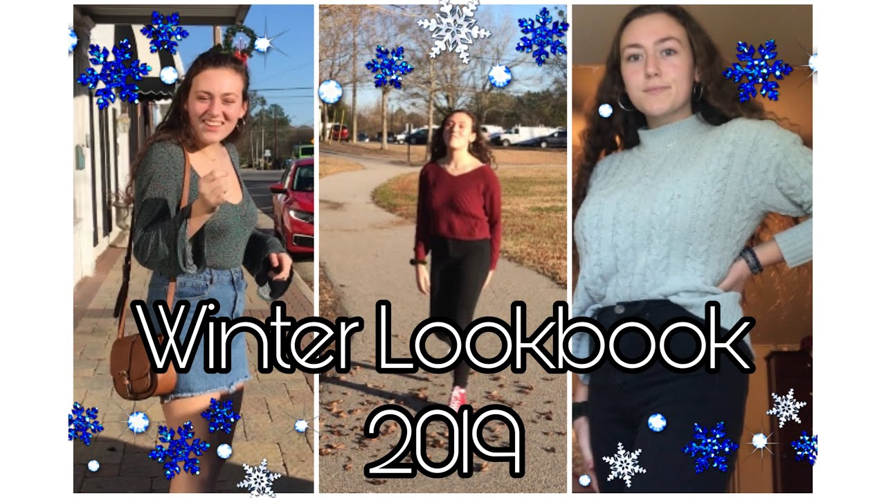 [VIDEO] - ❄️ Winter Lookbook 2019 ❄️ 9