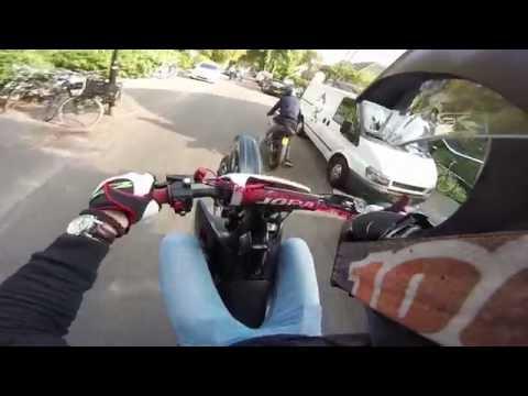 Day in a life | Derbi Senda X Race 2008