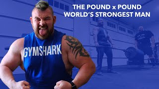 ROB KEARNEY - THE POUND FOR POUND WORLDS STRONGEST MAN