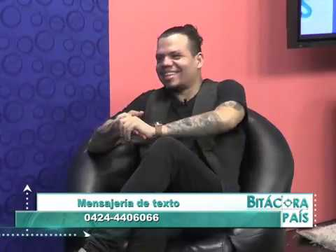 Bitácora País Invitado Andry Moreno Cantante 1 Parte
