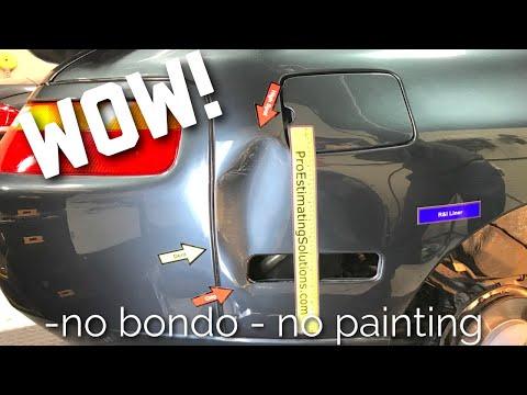Paintless Dent Repair in Newberg OR