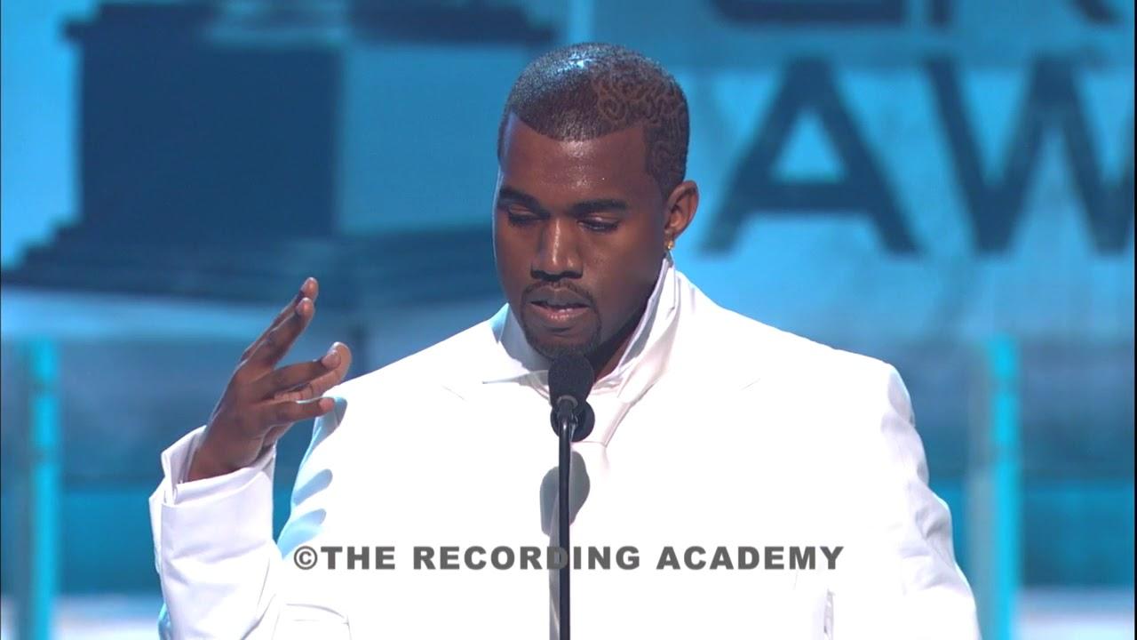 Download 2005 - Kanye West Wins Grammy Best Rap Album: The College Dropout (Speech)