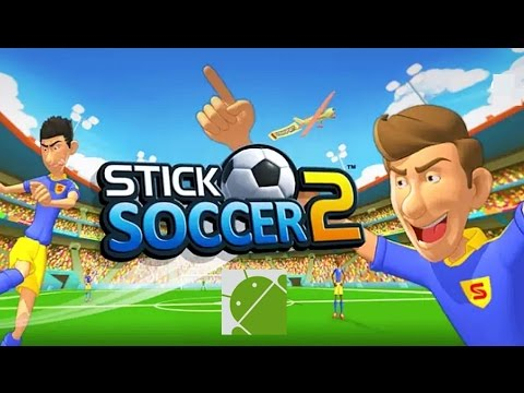 Stick Soccer 2 - Android Gameplay HD