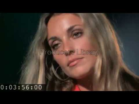 Sharon Tate rare footage