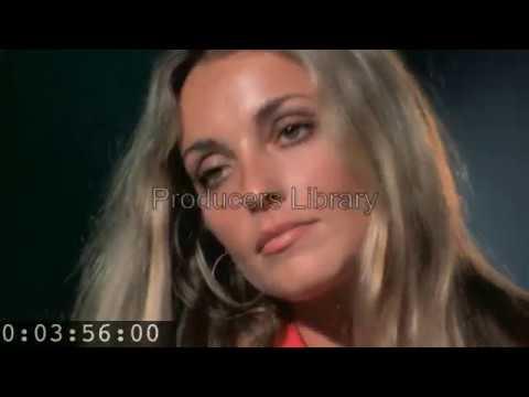Sharon Tate rare footage