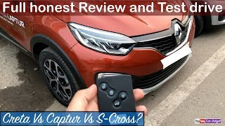 Renault Captur Full Honest Review and Test Drive
