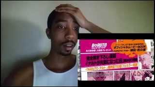 Boruto- Naruto The Movie Full Trailer (Eng Subs) Reaction